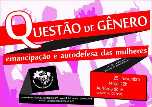 O evento ocorrerá na Universidade de Brasília, campus Darcy Ribeiro.