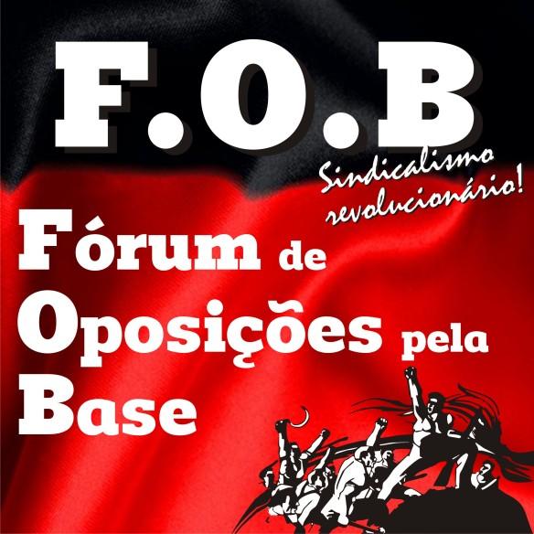 A Oposição CCI-RECC é filiada ao FOB