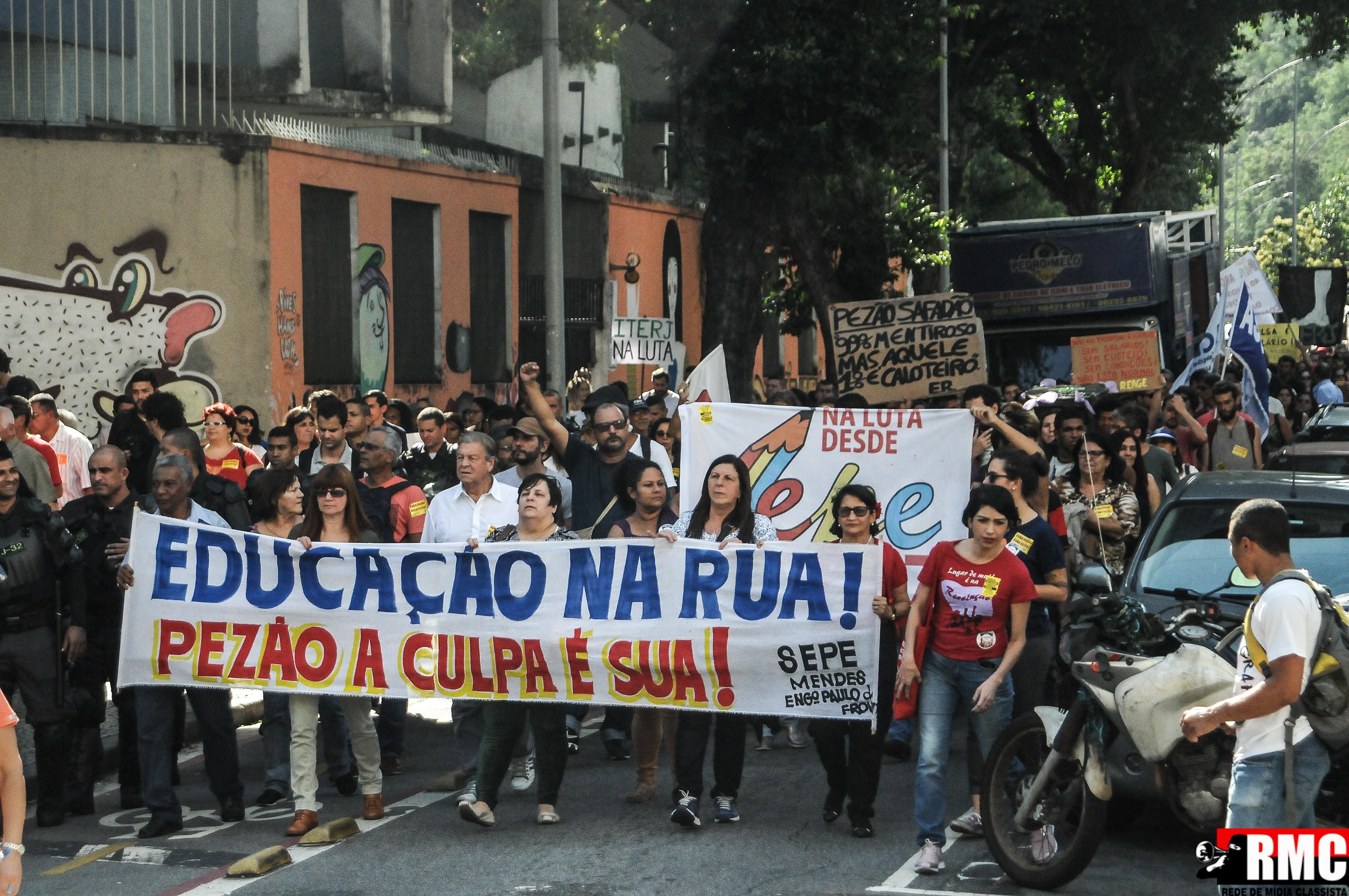 Ato Professores Palacio Guanabara 2