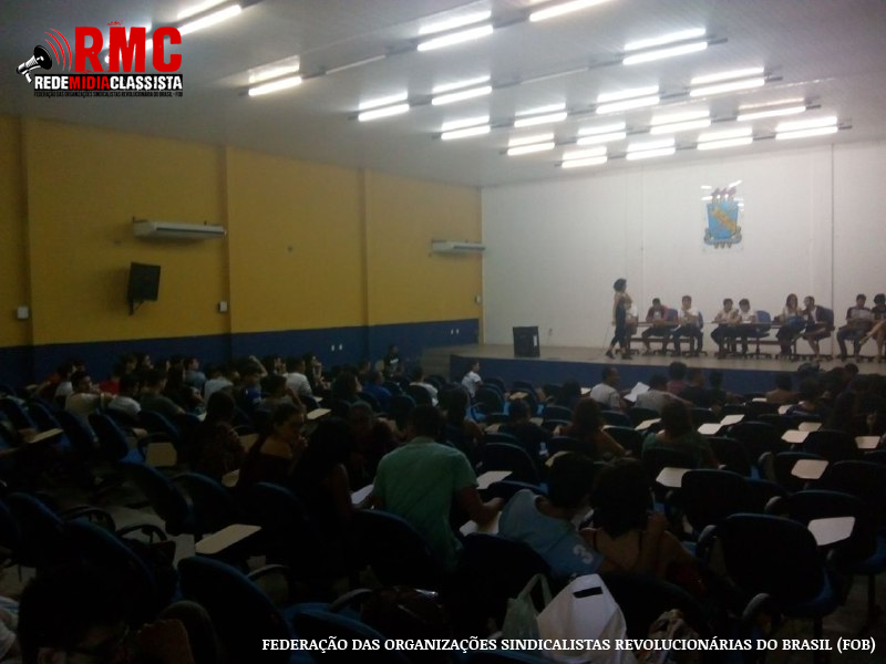 Assembleia estudantil UESPI